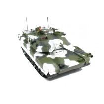Hobby Engine M1A1 Abrams Battle Tank - Winter