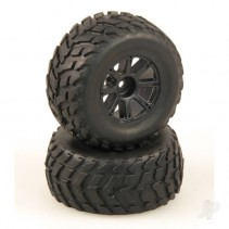 Helion Wheels & Tires, Left/Right (Animus 18SC, DT) HLNA0024