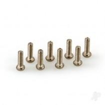 Helion M3x10mm Button Head Philips Screws BHPS HLNA0144