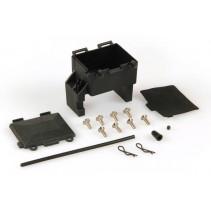 Helion Receiver Box & Servo Mount Dominus 10TR HLNA0207