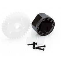 Helion Differential Housing & Spur Gear HLNA0505