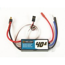 Rivos 40A Water Cooled/Proof Brushless ESC