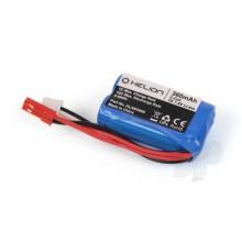 Rivos XS 7.4V 360mAh Li-ion Battery with JST