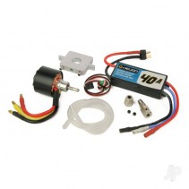 Helion Brushless Motor and Brushless ESC Upgrade Combo Rivos HLNB0091