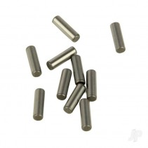Helion Solid Pin 3x10mm (10) HLNS1171