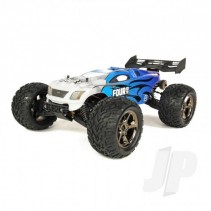 Helion HLNS1200B Four 10TR 4WD Brushless Truggy (Blue) 1/10 Electric Off-Road