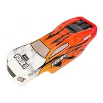 Helion Body Lava Pre-cut (Four 10TR)  HLNS1244