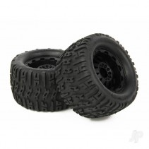Helion Mounted Wheel and Tire (Avenge MT) HLNS1506