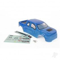 Helion Body Shell Blue (Avenge MT) HLNS1569B