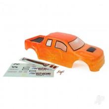 Helion Body Shell Orange (Avenge MT) HLNS1569O