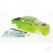 Helion Body Shell Yellow (Avenge MT) HLNS1569Y