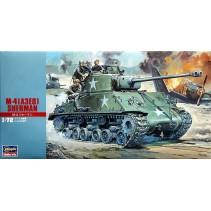 Hasegawa M4 (A3E8) Sherman Tank 1/72 HMT15