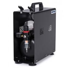 Hobbynox Airbrush Compressor 1/6 HP 3L (0-4Bar) HNAS186A