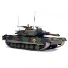 Hobby Engine M1A2 Abrams Battle Tank - Camo