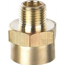 "HS-A4 Airbrush Adaptor 1/4"" Female to 1/8"" Male"