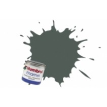 Humbrol Enamel No 01 Grey Primer - Matt - Tinlet (14ml)