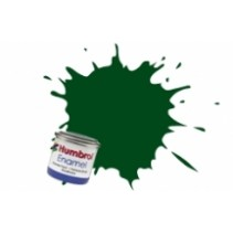 Humbrol Enamel No 03 Brunswick Green - Gloss - Tinlet (14ml)