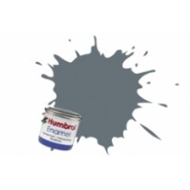 Humbrol Enamel No 05 Dark Ad Grey - Gloss - Tinlet (14ml)