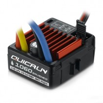 Hobbywing Quicrun 1060 Brushed SBEC WP ESC 60A HW30120060007