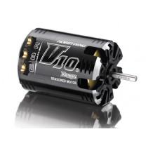 Hobbywing XERUN-V10-7.5T-1/10 Sensored BL Motor Black G2 HW30401104