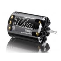 Hobbywing XERUN-V10-10.5T- 1/10-Sensored Motor Black HW30401106