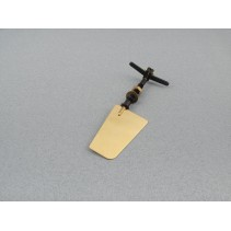 Radio Active Rudder - Micro (Blade 33 x 22mm) I-RMA3061