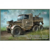 IBG Scammell Pioneer SV2S Heavy Breakdown Tractor IBG35029