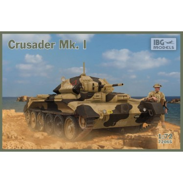 IBG Crusader Mk.1 British Cruiser Tank IBG72065