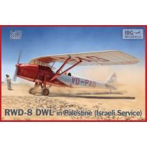IBG RWD-8 DWL in Palestine (Isralei Service) IBG72527