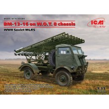 BM-13-16 ON W.O.T 8 CHASSIS ICM35591