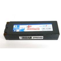 Intellect-Lipo 6000mAh 100C 2S Stick SHV
