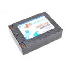 Schumacher IPSQ26000V9 Intellect Lipo 6000mAh 2S-90C-7.4V-Square