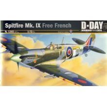 Italeri Spitfire Mk IX IT1365 1/72 D-Day Normandy 1944-2014