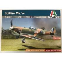 Italeri Spitfire Mk. Vc 1/48 IT2727
