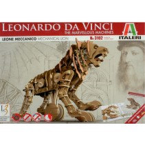 Italeri Mechanical Lion IT3102