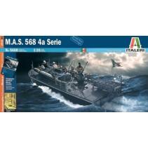 Italeri 5608 M.A.S. 568 4A Serie 1/35