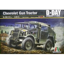 Italeri 240 Chevrolet Gun Tractor D-Day Normandy 1944-2014 1/35