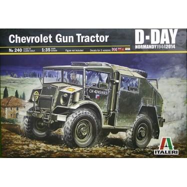 Italeri 240 Chevrolet Gun Tractor D-Day 1/35