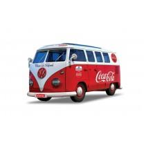 Airfix QuickBuild Coca-Cola Volkswagen Camper Van J6047