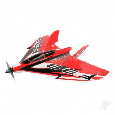 J Perkins F-38 Delta Racer PNP 800mm RED JPDF1200R