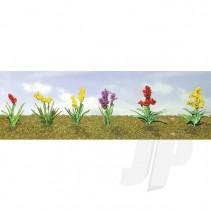 JTT Assorted Flower Plants 2 Scale O JTT95560