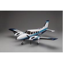 Kyosho Airium Piper PA34 VE29 Twin PIP Set Blue K.10961BL