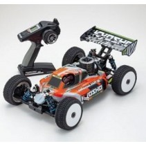 Kyosho Inferno MP9 TK14 V2 1:8 RC RS Nitro w/KE21SP Engine K.33021B