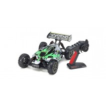 Kyosho Inferno Neo 3.0VE 1.8 RC Brushless EP RS K.34108T1 GREEN