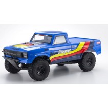 Kyosho Outlaw Rampage 1:10 EP 2WD Truck BLUE 34361T2B