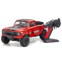 Kyosho Outlaw Rampage Pro 1/10 RC EP Readyset T1 Red K.34363T1B