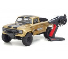 Kyosho Outlaw Rampage Pro 1/10 RC EP Readyset T2 Gold K.34363T2B