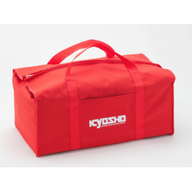Kyosho Carrying Bag Red 320x560x220mm K.87619