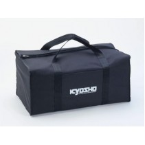 Kyosho Carrying Bag Black 320x560x220mm K.87618