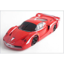 Kyosho K.MZP217R Ferrari FXX Evoluzione Red W-MM